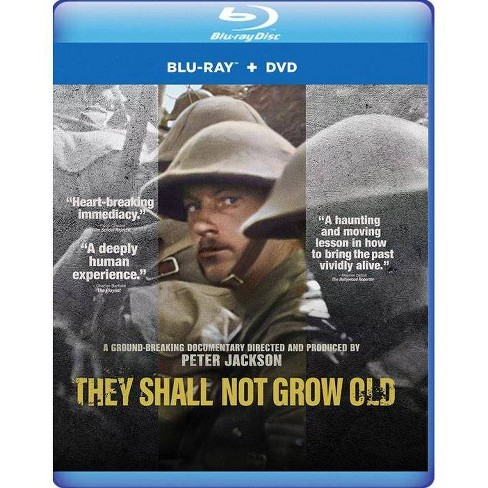 They Shall Not Grow Old (Blu-ray) - image 1 of 1