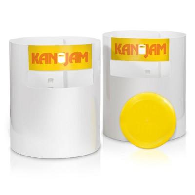 KanJam Flying Disc - White