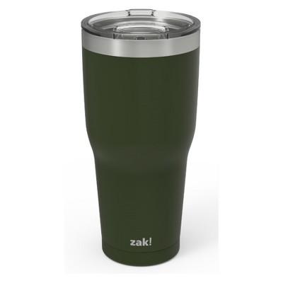 Zak Designs 30oz Double Wall Tumbler - Green