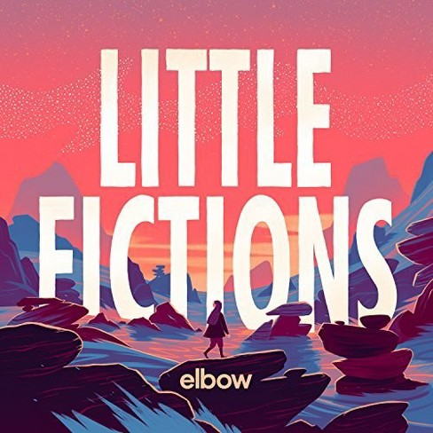 Elbow - Little Fictions (CD) - image 1 of 1