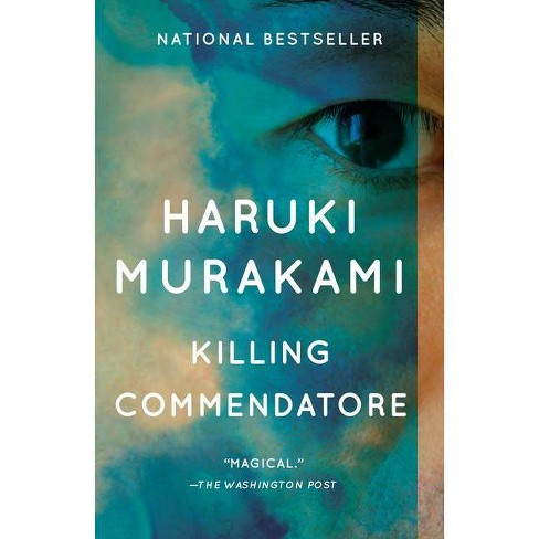 Killing Commendatore - by  Haruki Murakami (Paperback) - image 1 of 1