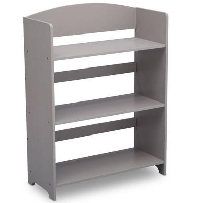 Delta Children MySize Wood Bookshelf - Gray