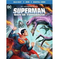 Superman: Man of Tomorrow (Blu-ray + DVD + Digital)