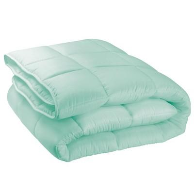mDesign Down Alternative Quilted Duvet Insert, Comforter