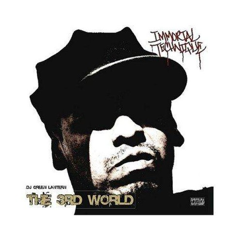 Technique - 3rd World * (CD) - image 1 of 1