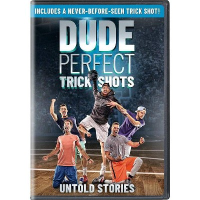 Dude Perfect: Trick Shots (DVD)(2019)