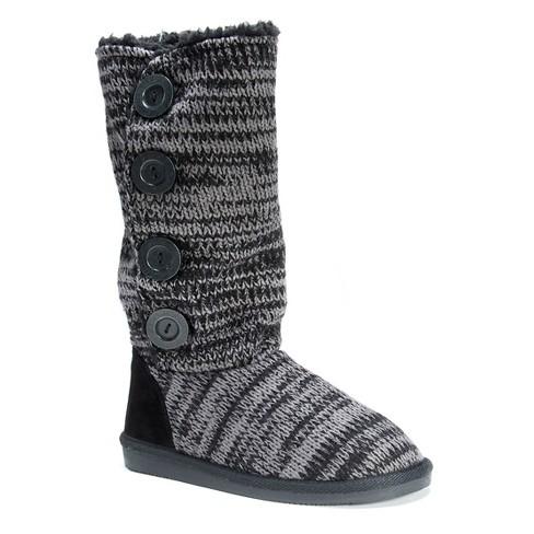 Women s MUK LUKS® Liza Slipper Boots   Target 91fe69016a91