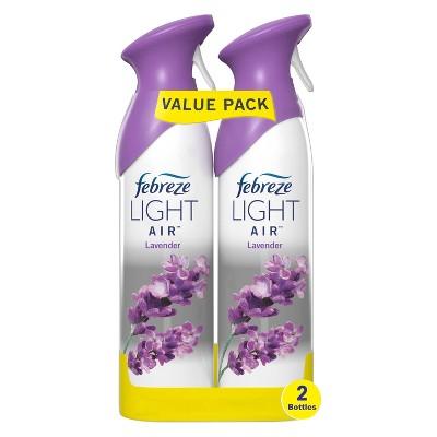 Febreze Light Air Freshener - Lavender - 17.6 fl oz