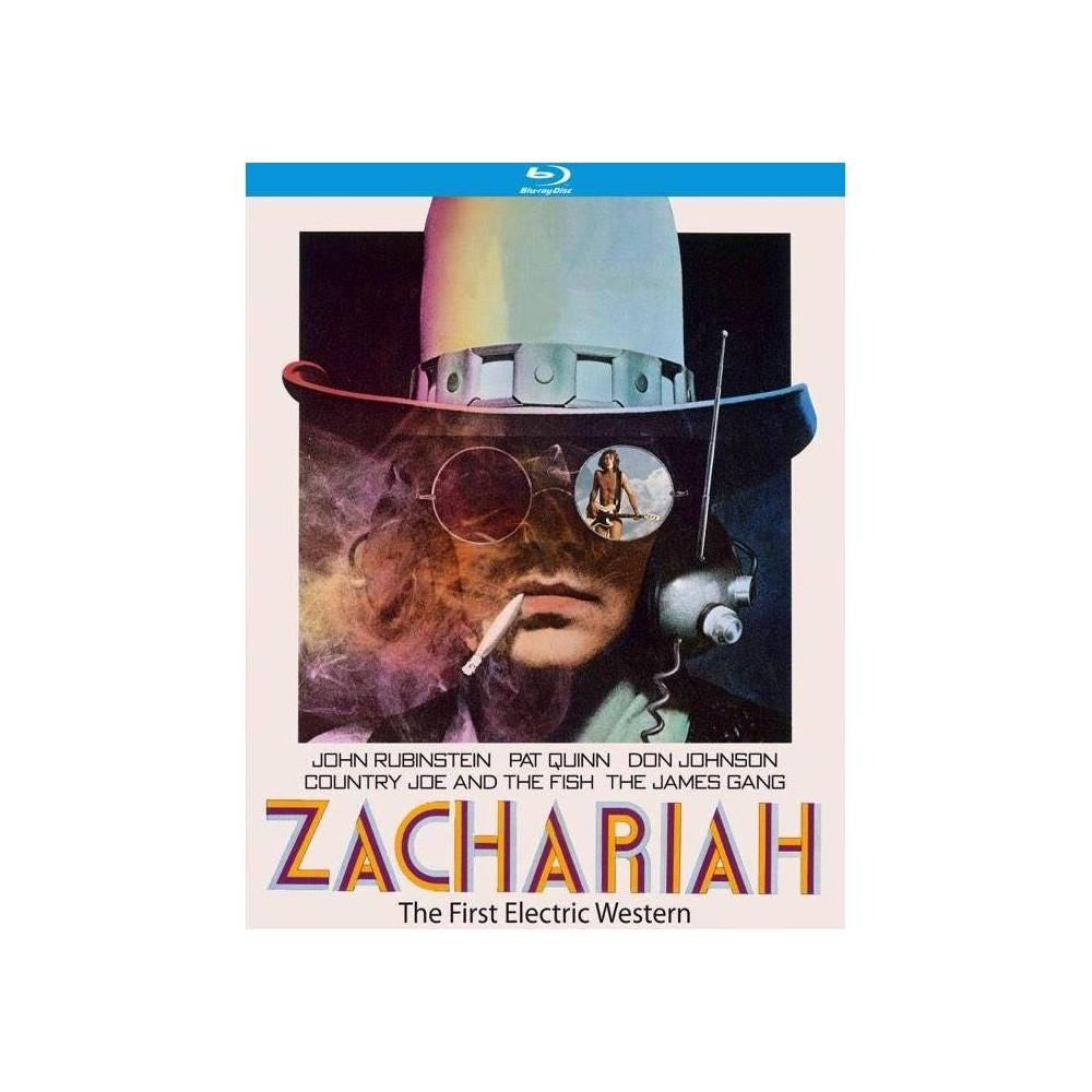 Zachariah Blu Ray