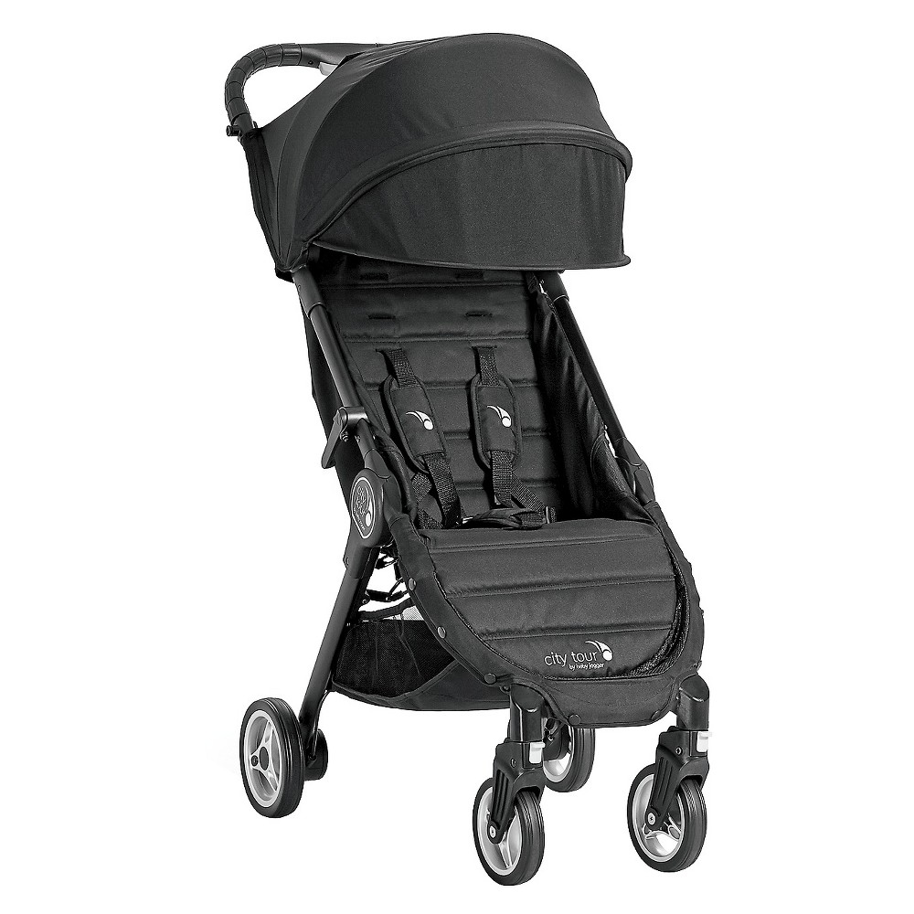 Baby Jogger City Tour Stroller - Onyx, Gray