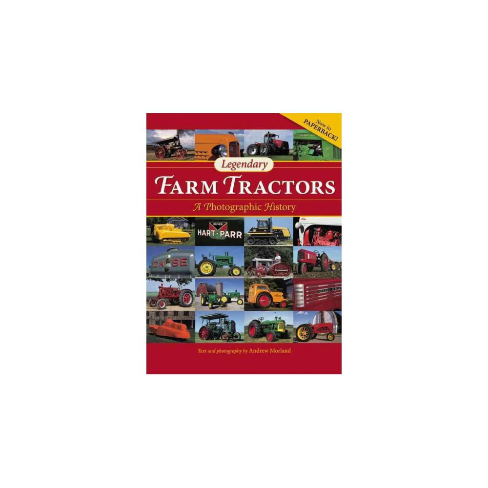 Legendary Farm Tractors (Paperback)