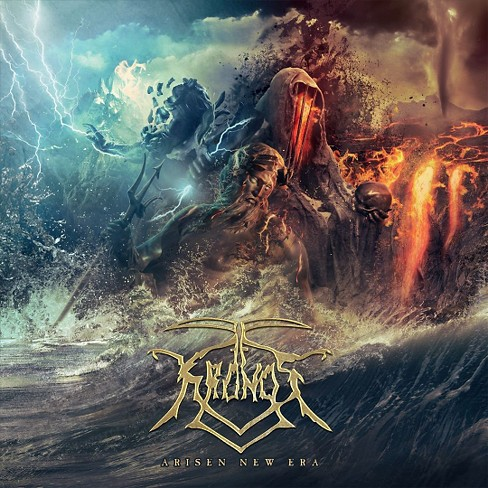 Kronos - Arisen new era (Vinyl) - image 1 of 1