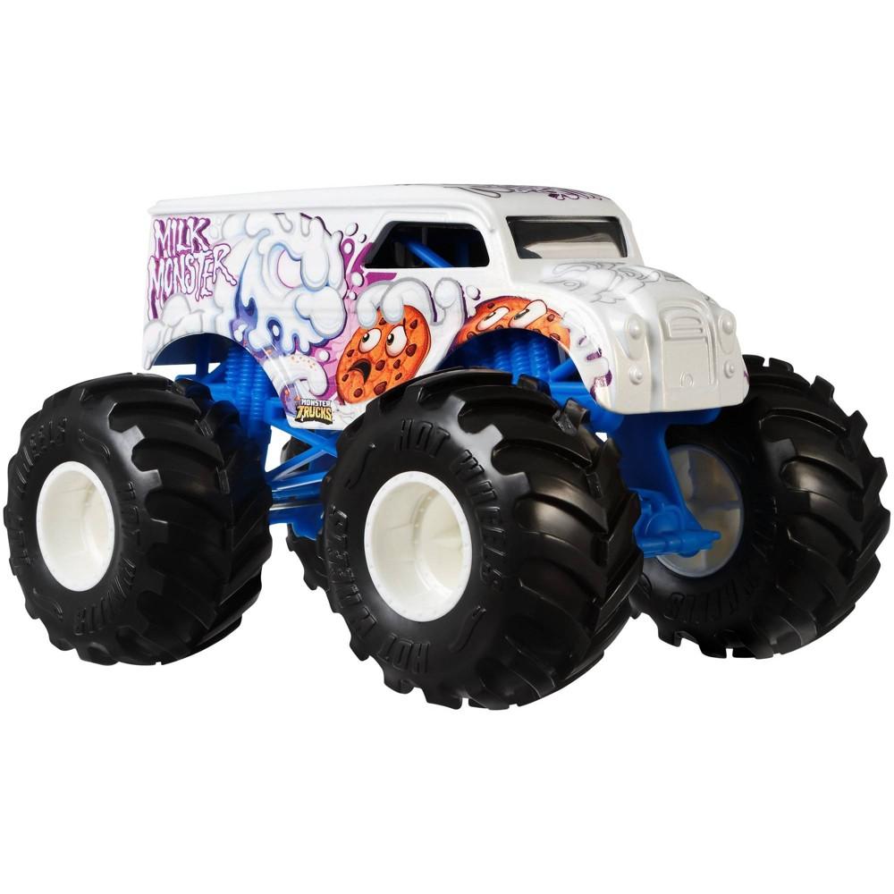Hot Wheels Monster Trucks Milk Monster Vehicle
