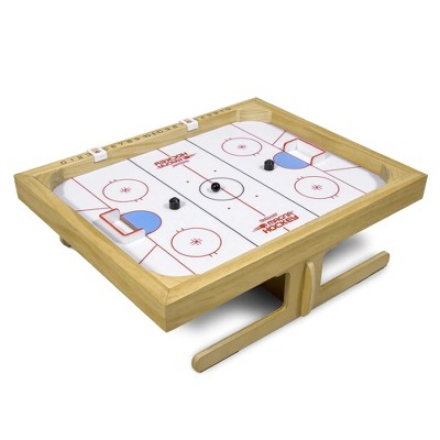 GoSports Magna Hockey Tabletop Board Magnetic Game of Skill with Built In Score Tracker for Kids and Adults
