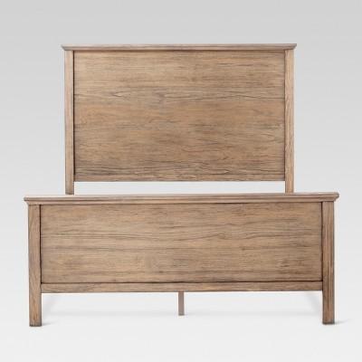 Gilford Queen Bed - Walnut - Threshold™