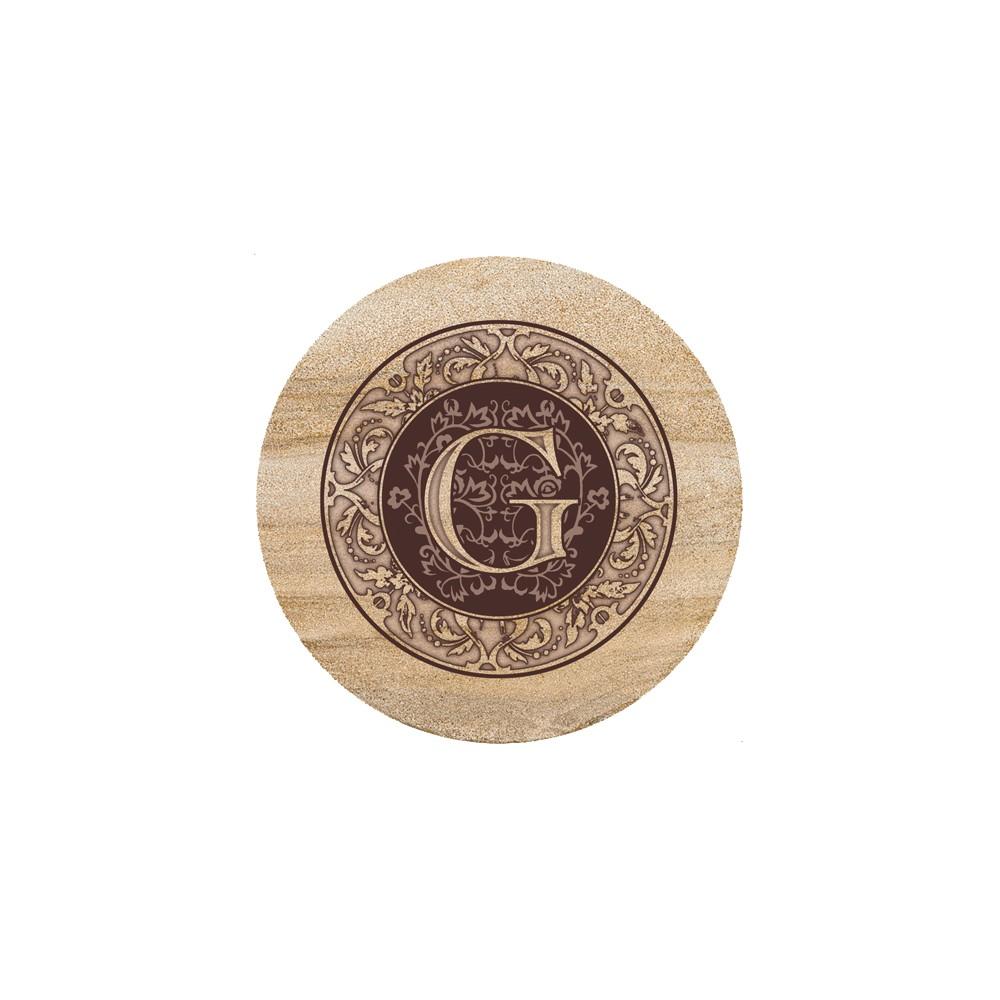 Thirstystone Monogram G Trivet