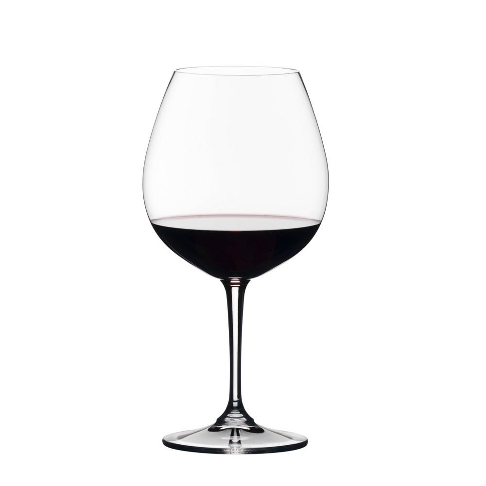 Riedel Vivant 4pk Pinot Noir Glass Set 24 7oz