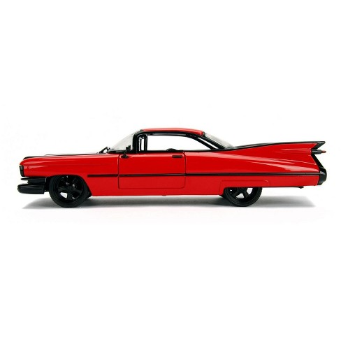 1959 Cadillac Coupe Deville Red 1 24 Diecast Model Target