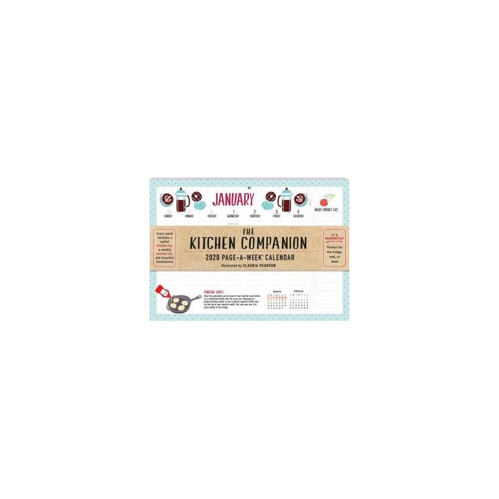 Kitchen Companion 2020 Calendar - (Paperback)