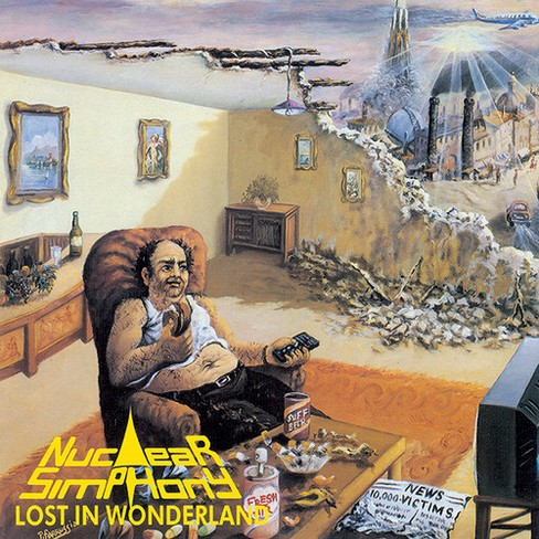 Nuclear Simphony - Lost In Wonderland (Vinyl) - image 1 of 1