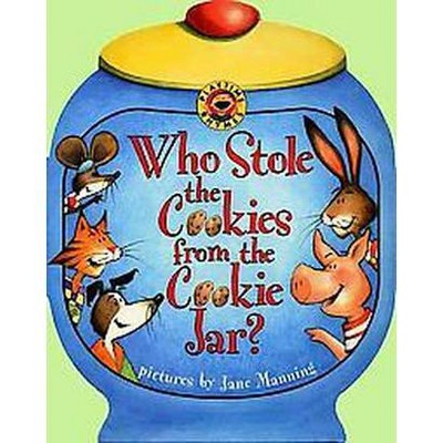 Who Stole the Cookies from the Cookie Jar (Paperback)(Jane K. Manning & Public Domain)