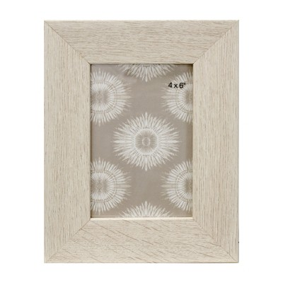 4 X6  40mm Single Picture Frame Wood - Threshold™