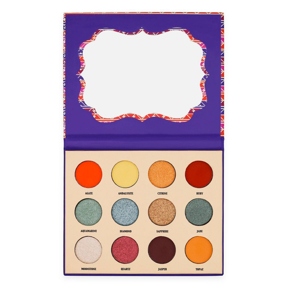 Image of CAI Crown Jewel Eyeshadow Palette Royal Collection - 1.24oz