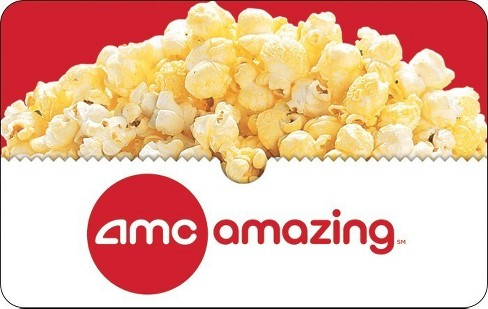 AMC Gift Card (Email Delivery) - image 1 of 1