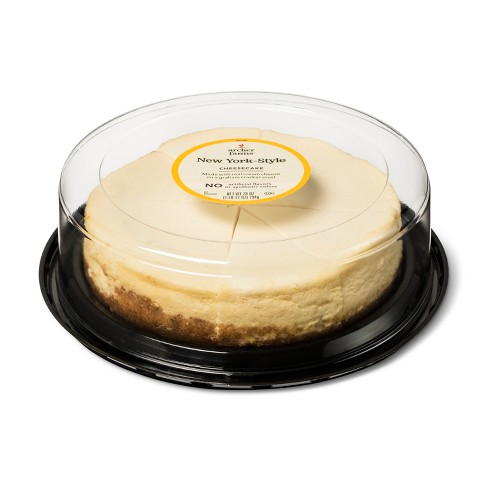 "New York Style 7"" Cheesecake - 28oz - Archer Farms™ - image 1 of 1"