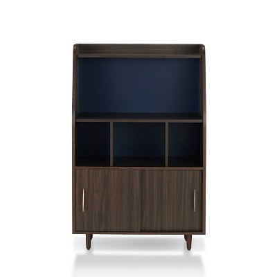 Merca Bar Cabinet Wenge - miBasics