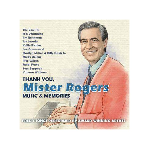 Various - Thank You, Mister Rogers: Music & Memories (CD) - image 1 of 1