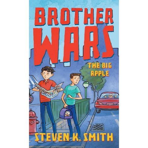 Brother Wars - by  Steven K Smith (Hardcover) - image 1 of 1