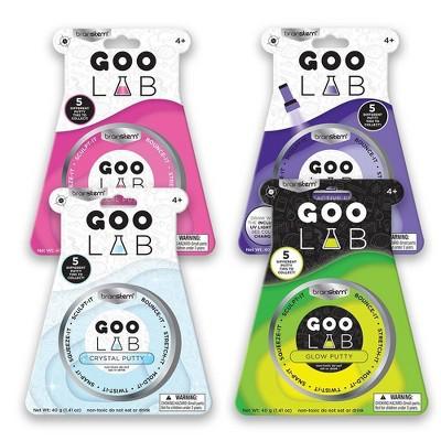 Brainstem Goo Lab Think Bundle of 4