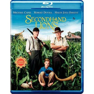Secondhand Lions (Blu-ray)(2009)