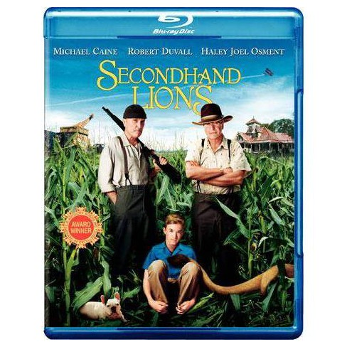 Secondhand Lions (Blu-ray)(2009) - image 1 of 1
