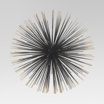Sea Urchin Decorative Wall Sculpture - (10 )- Project 62™