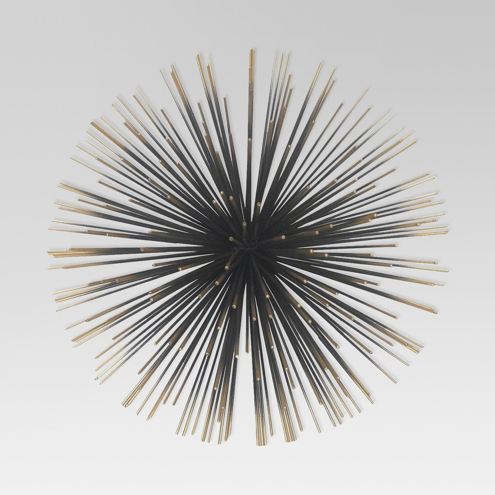 Sea Urchin Decorative Wall Sculpture - (10) - Project 62