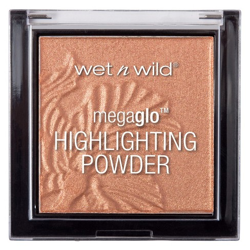 Wet n Wild MegaGlo Highlighting Face Powder Crown of My Canopy .19 oz - image 1 of 3