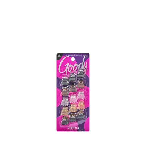 Goody Mini Claw Clips - 15ct - image 1 of 4