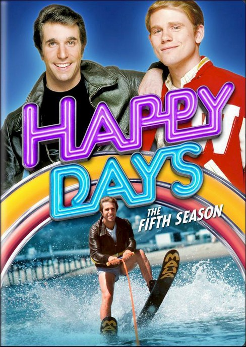 Happy days:Fifth season (DVD) - image 1 of 1