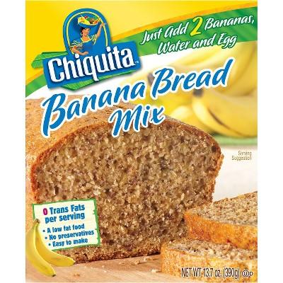 Chiquita Banana Bread Mix - 13.7oz