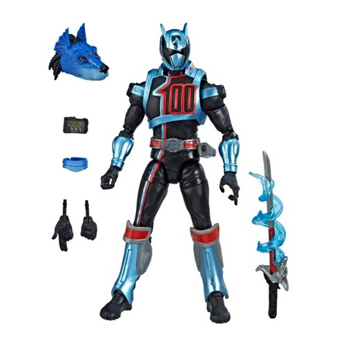 """Power Rangers Lightning Collection 6"""" Power Rangers S.P.D. Shadow Ranger Collectible Action Figure - image 1 of 10"""