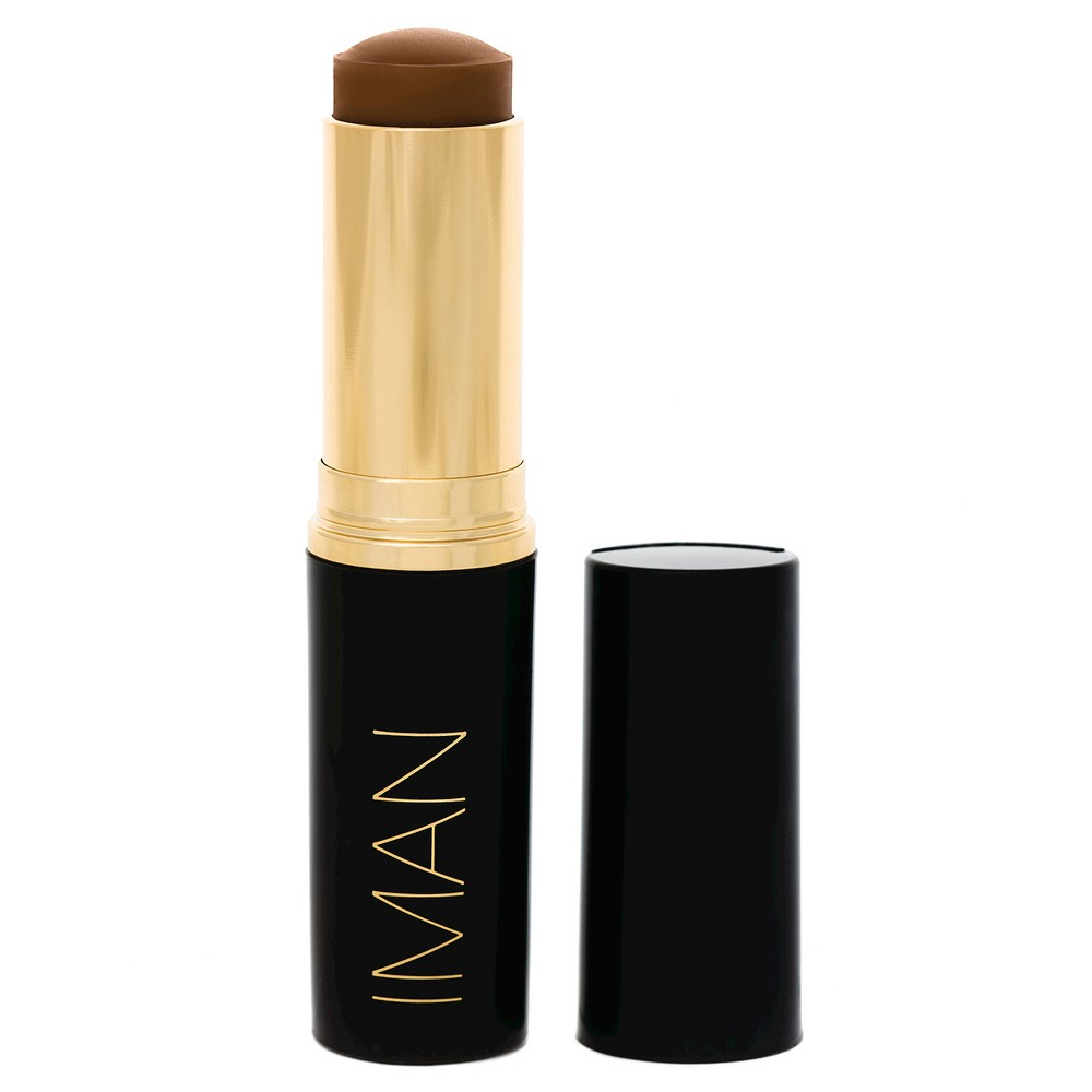 Image of IMAN Second to None Stick Foundation - Earth 1