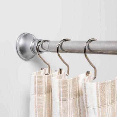 Shower Rods Target, Tension Shower Curtain Rods Target