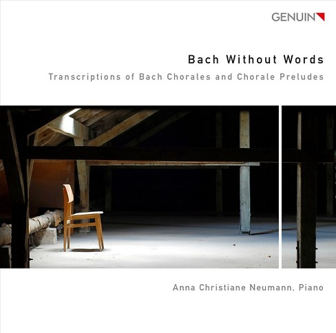 Anna christ neumann - Bach without words (CD) - image 1 of 1