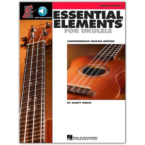 Hal Leonard Essential Elements Ukulele Method Book 2 (Book/Online Audio) - image 1 of 1