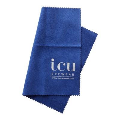 ICU Eyewear Cleaning Cloth - Navy