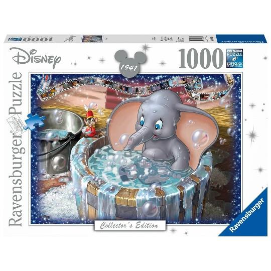 Ravensburger Disney Dumbo Puzzle 1000pc, Adult Unisex image number null