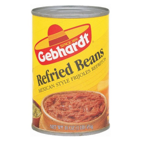Gebhardt Refried Beans - 16oz - image 1 of 1