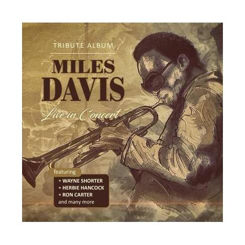 Various - Miles Davis Tribute Album (CD) - image 1 of 1
